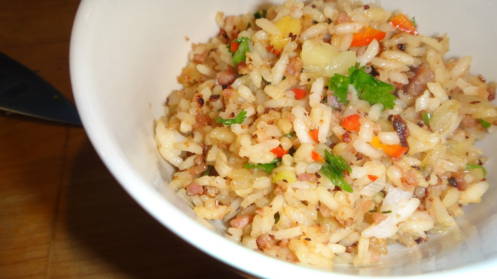 Hawaiian Rice « I WANT TO COOK THAT