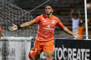 Cibao FC derrota a Pantoja y se sube a la cima
