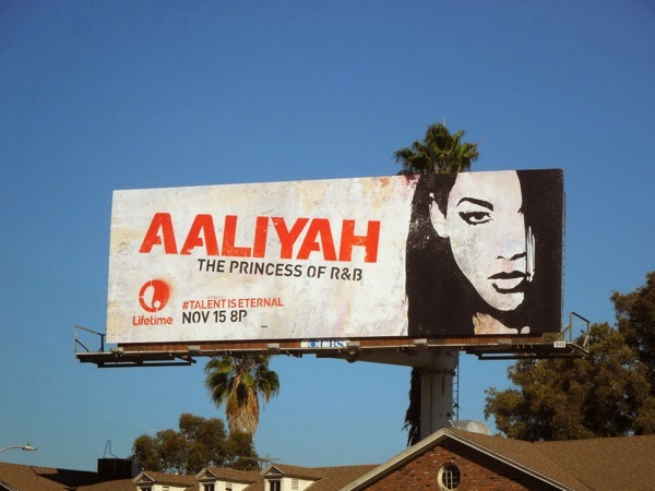 Aaliyah Princess of R&B billboard