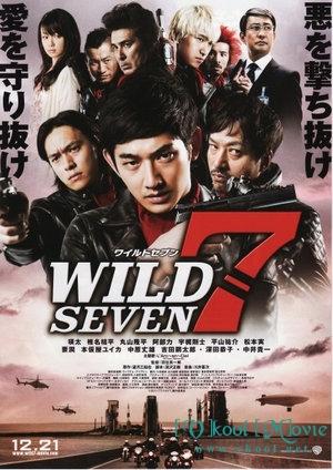 Thất Cảnh Đặc Nhiệm Vietsub -  Wild 7 Vietsub (2012)