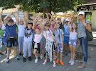 Ulicami Malborka przeszedł Korowód Festiwalowy