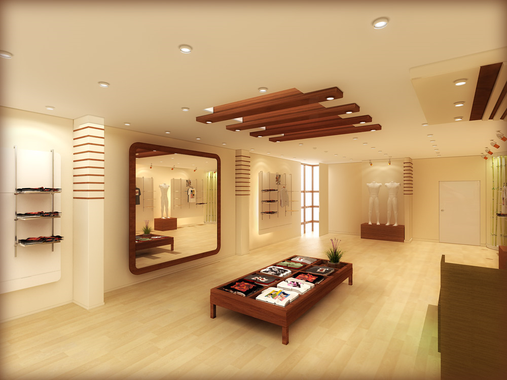 Modern False Ceiling Design 1000 x 750