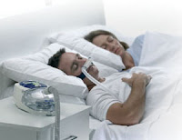 CPAP settings for sleep apnea