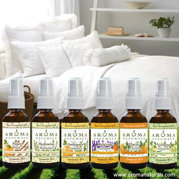 Aromatic Mist Room Sprays