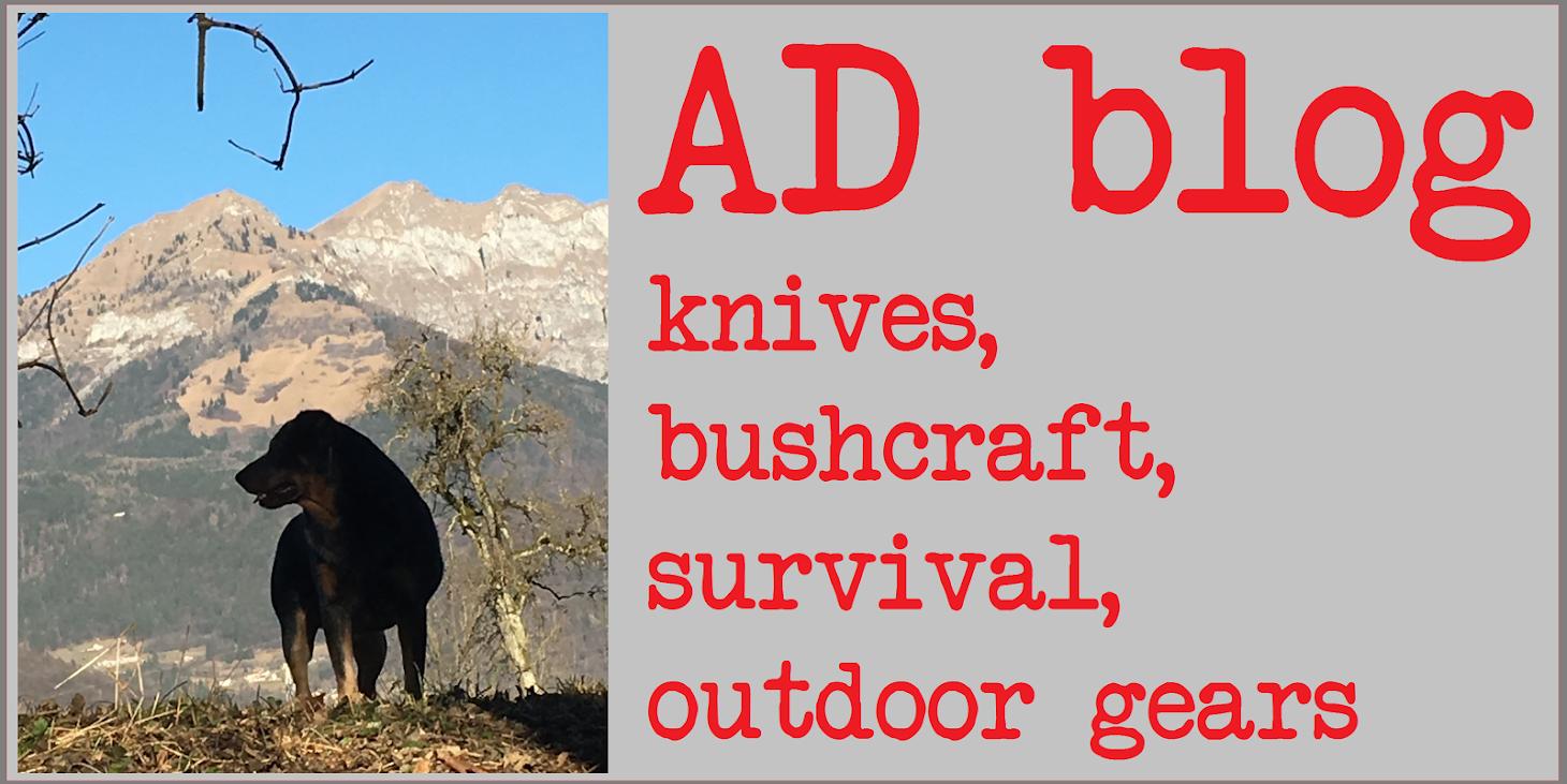 AD Blog - bushcraft per passione