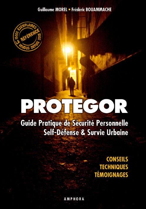 Protegor manuel de self-défense