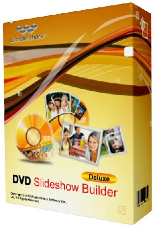 Wondershare DVD Slideshow Builder Deluxe 6.1.12.0