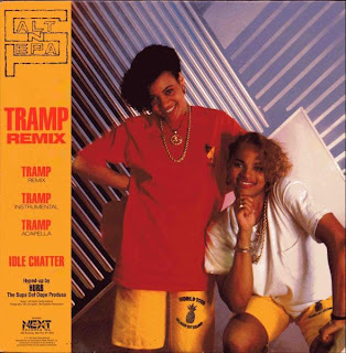 SALT 'N' PEPA - TRAMP (SINGLE 12'') (1987)
