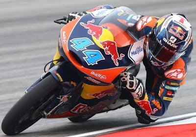 Hasil Lengkap Race Moto3 Sepang, Malaysia 2015