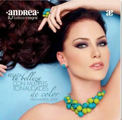 Andrea IU belleza Primavera 2015