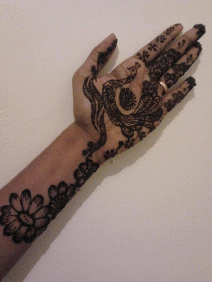 Mehndi Designs For Party : Mehndi henna designs for parties