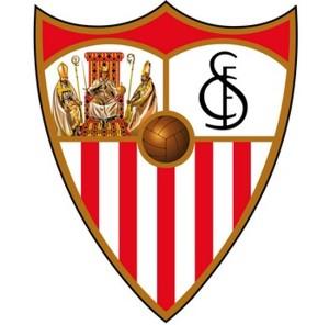 Escudo de Sevilla club de futbol paraimprimir
