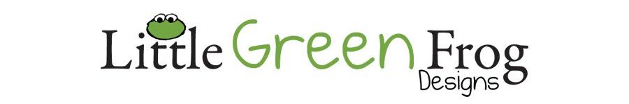 Little Green Frog Designs