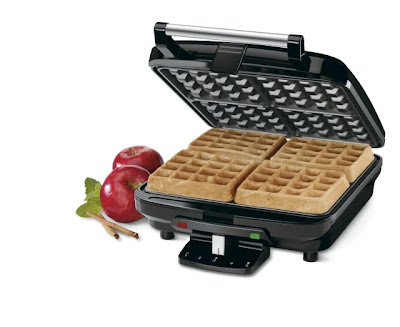 Waffle Iron: Alternate Use
