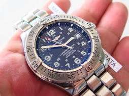 BREITLING SUPEROCEAN 1500M - CHRONOMETRE - AUTOMATIC - FULLSET BOX PAPERS