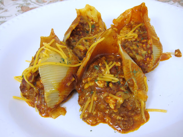 Taco Stuffed Shells – Epic Food Recipes