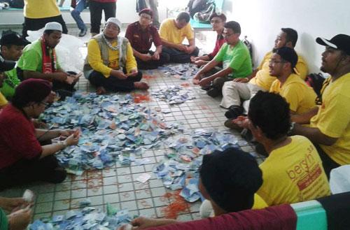 RM289,000 dikutip semasa Himpunan Shamsidar... Wow!