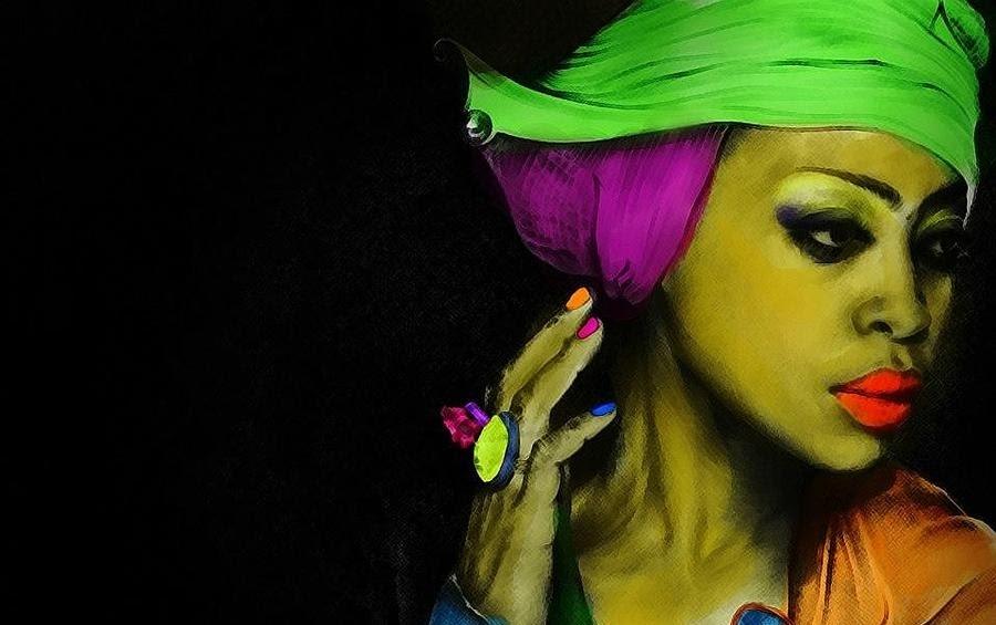 Maryam Mughal Colors of me
