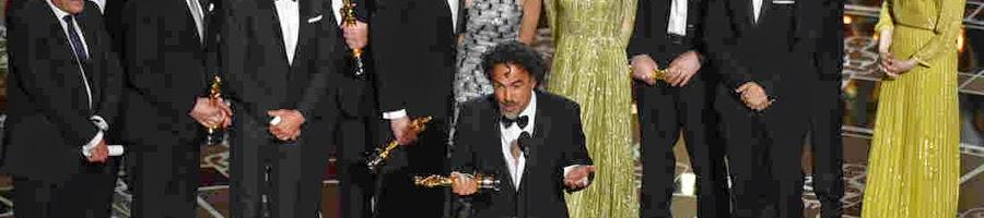 Peraih Oscar ke-87 di Academy Awards adalah film Birdman
