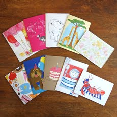 Greeting Cards - 10 Pack