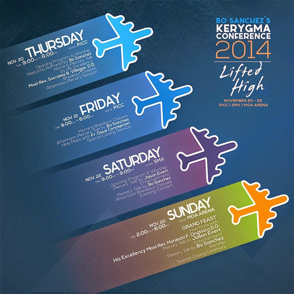 Kerygma Conference 2014: Lifted High