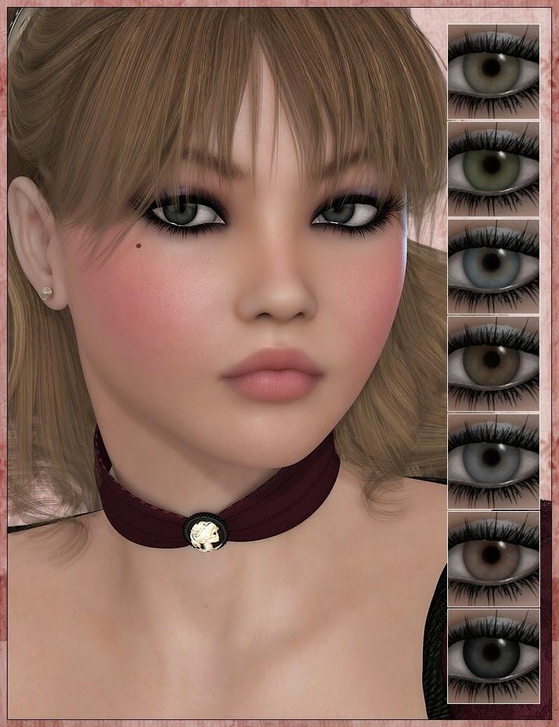 3d Models - Anabelle