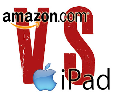 Amazon to Challenge iPad.