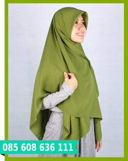 Hijab segi empat cantik