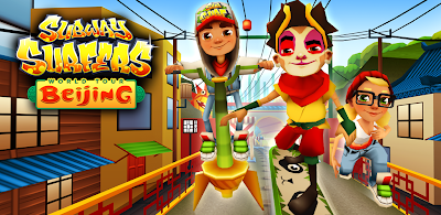 Download - Subway Surfers Beijing APK + Mod infinito