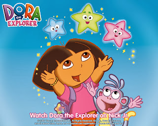 dora star wallpaper nick JR.jpg