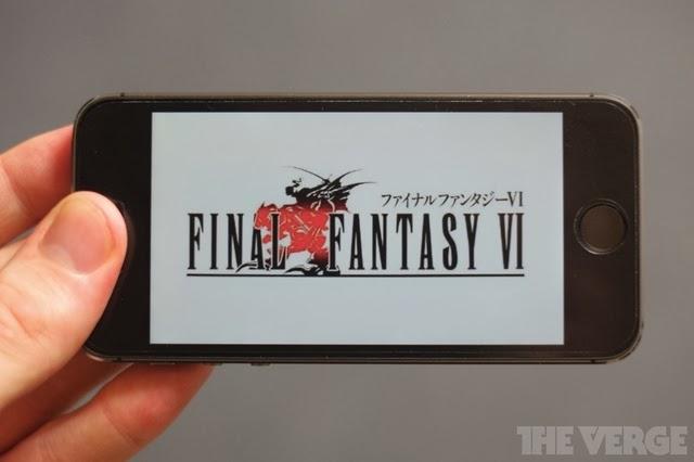 Final Fantasy VI Apk