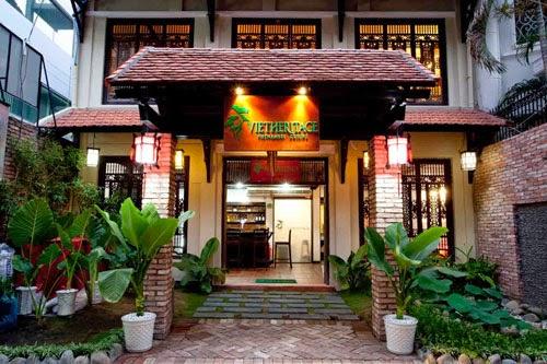 Nhà hàng Vietheritage ưu đãi đặc biệt cho khách hàng nữ dịp 20/10 - 1