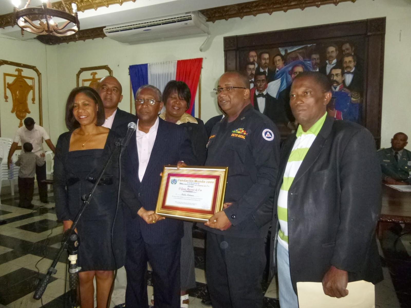 Realizan premios Macoris de Oro en SPM