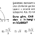 12.Sınıf Matematik 2.Dönem 3. Yazılı Soruları ve Cevapları