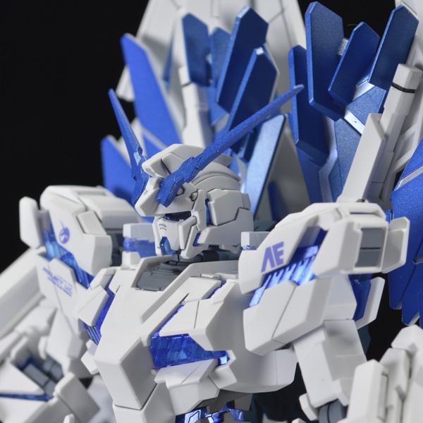 HG RX-0 Full Armor Unicorn Gundam Perfectibility
