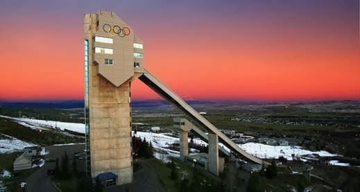 Canada Olympic Park, Alberta - Where is the Best Place for Skiing And Snowboarding in Canada