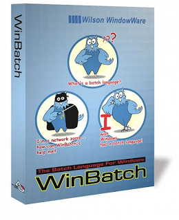 WinBatch 2013B free