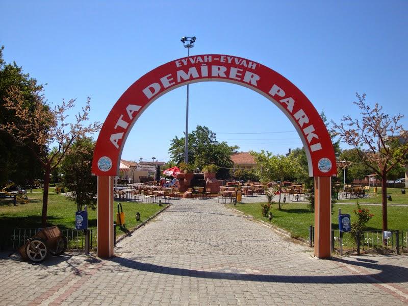Çanakkale Geyikli Eyvah Eyvah Parkı
