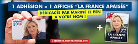 1 adhésion = 1 affiche dédicacée !