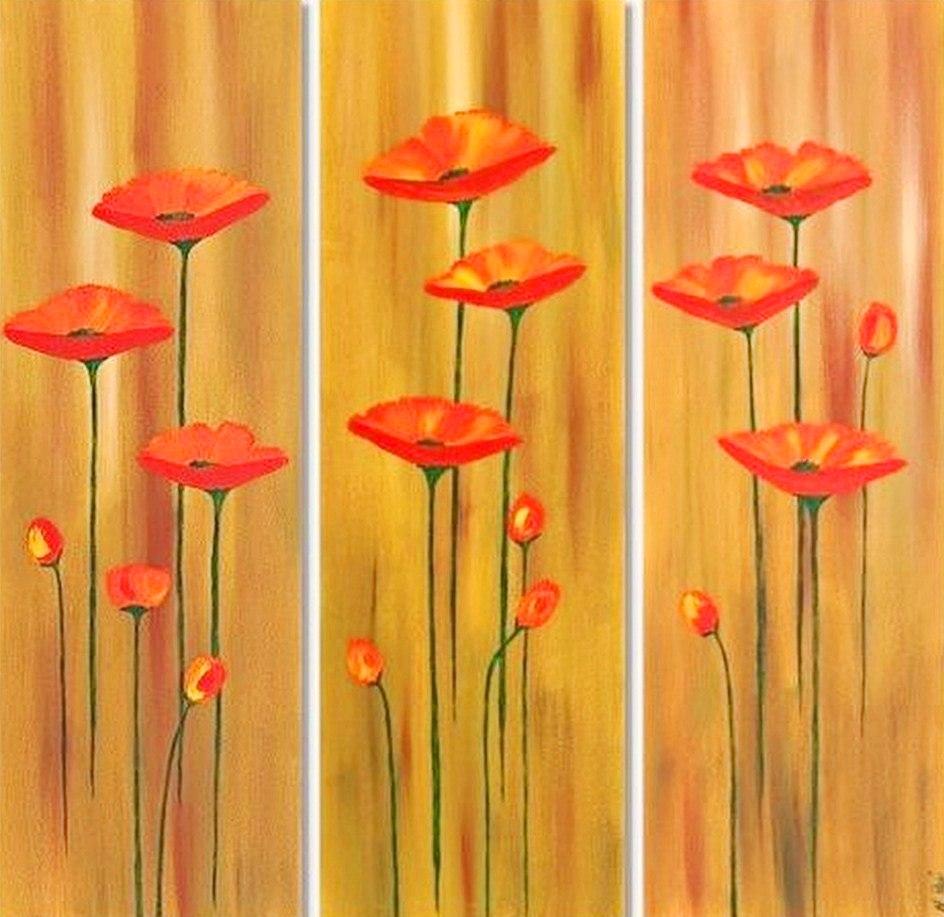 Pinturas cuadros lienzos cuadros f ciles de pintar en leo - Cuadros modernos para pintar ...
