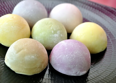resep kue mochi ice cream