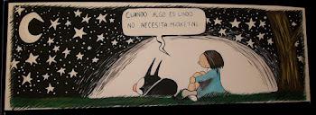 """""""Algo Lindo"""" 52 x 150 cm"""
