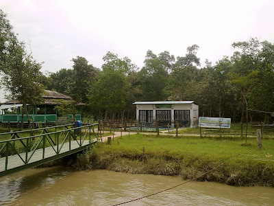 Sundarban mangrove forest office