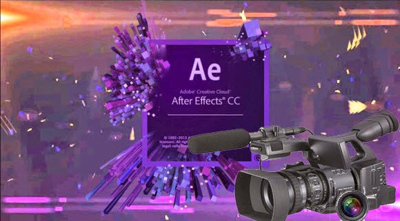 import Sony XDCAM MXF to After Effects CC