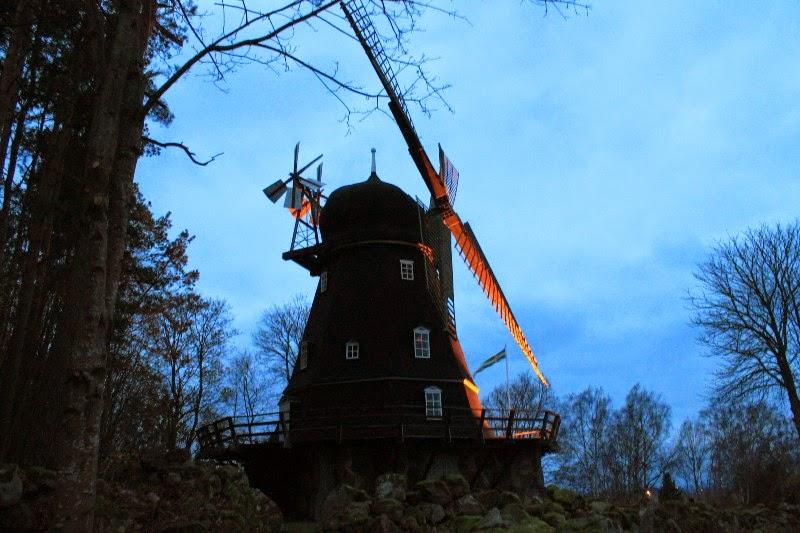 Il mulino di Skepparslöv