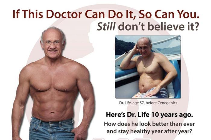 testosterontillskott för män