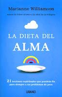Marianne Williamson libro La dieta del alma lecciones espirituales