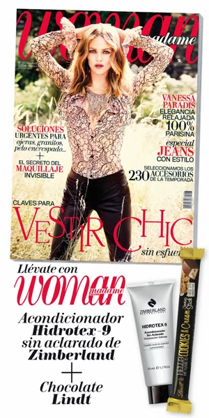 Regalos Revistas Woman Febrero 2014