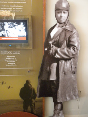 Bessie Coleman Flying The Blues Frankfurt Germany Has A