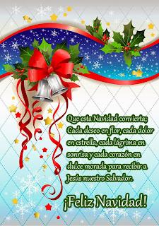 Mensajes de Feliz Navidad 2013